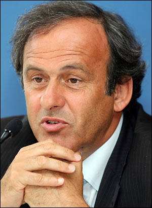 Historia UEFA